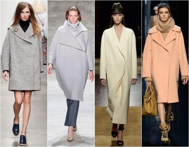 модные кардиганы 2021-2022: пальто серое белое оранжевое
