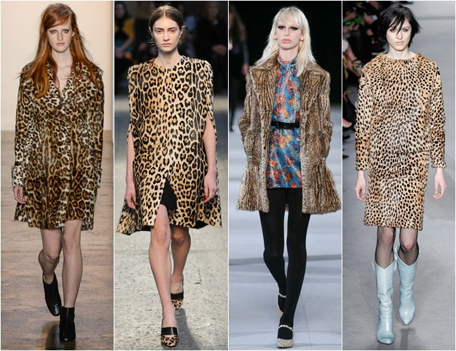 леопардовый принт шубка жилетка кофта юбка
