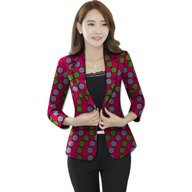 женские пиджаки: в принт яркий