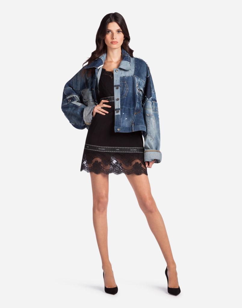 женские пиджаки: джинсовый из денима короткие синий с голубым