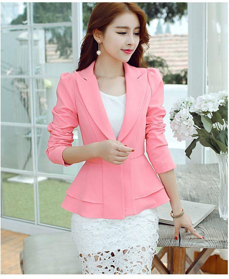 пиджак классика розовый