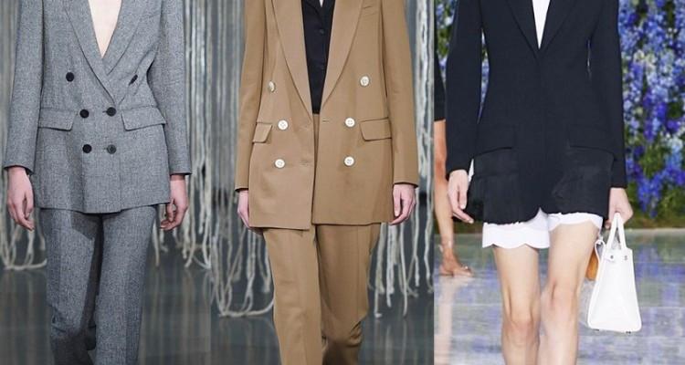 пиджаки оверсайз черный коричневый черный двубортные