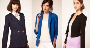 Женские модные пиджаки 2021-2022 года — тенденции, фото.
