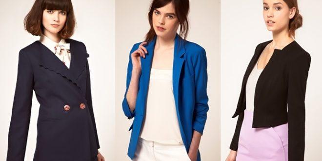 Женские модные пиджаки 2019-2020 года — тенденции, фото.