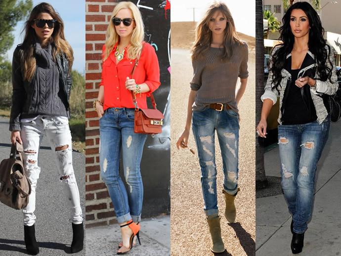 джинсы под свитера рубашки под каблуки