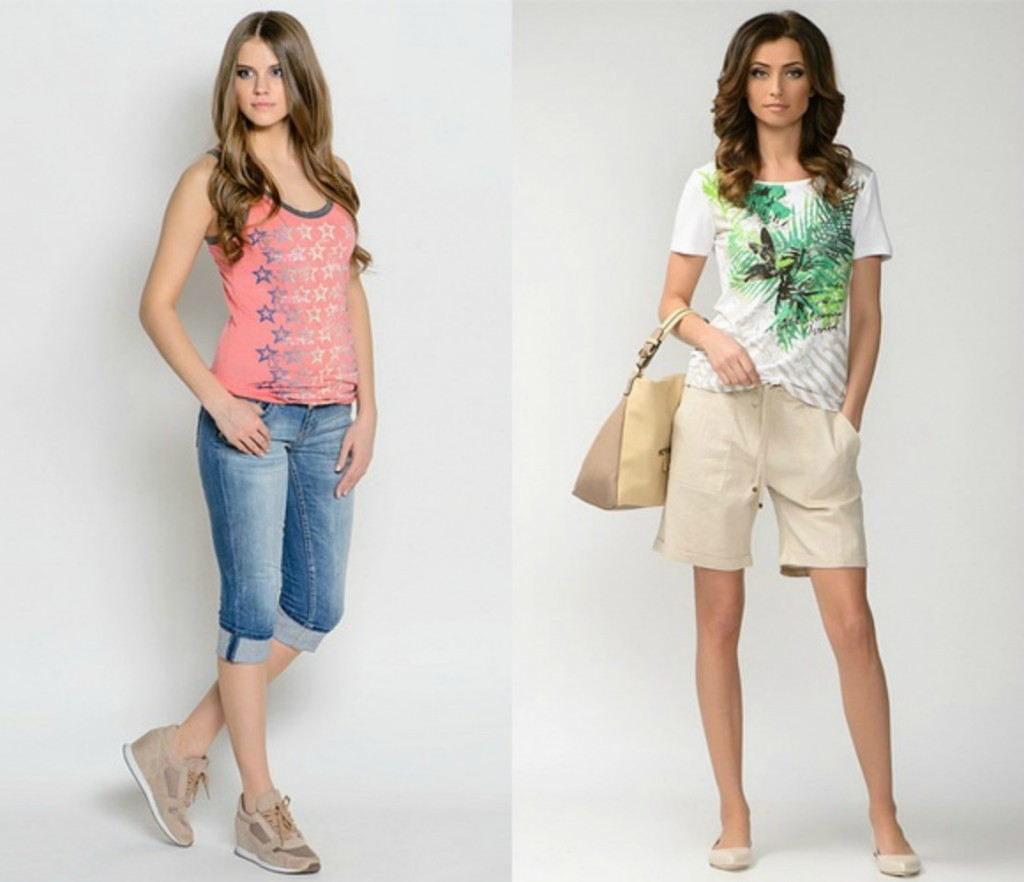 джинсовые шорты под майку брючные шорты под футболку с рисунком