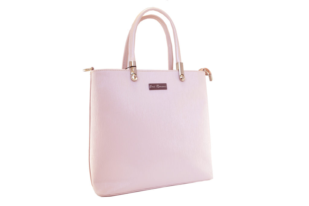 сумка грязно-розовая