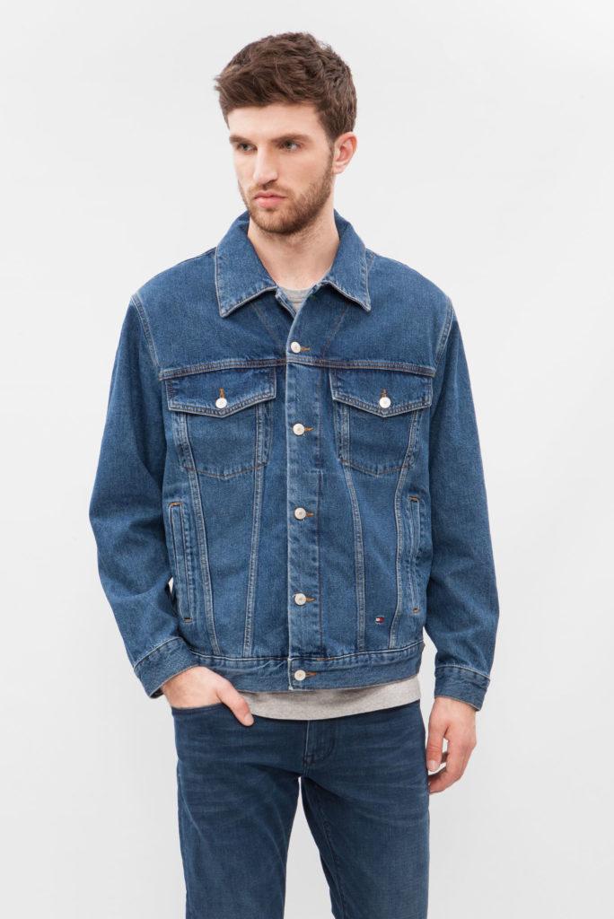 джинсовая куртка классика