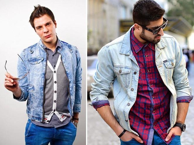 джинсовая куртка светлая потертая голубая потертая