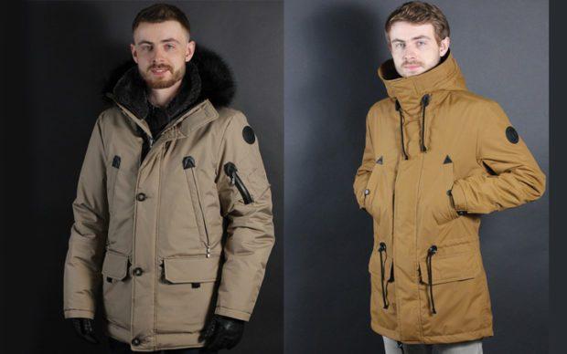 мужские куртки весна 2020: весенние парки зеленая горчичного цвета