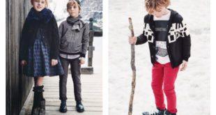 Тренды детской моды 2019-2020 года: для девочек и мальчиков.