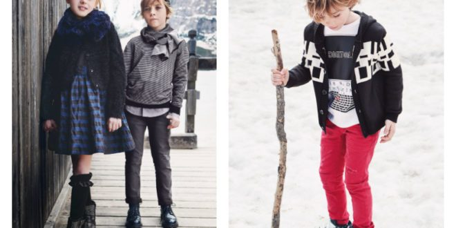Тренды детской моды 2018-2019 года: для девочек и мальчиков.
