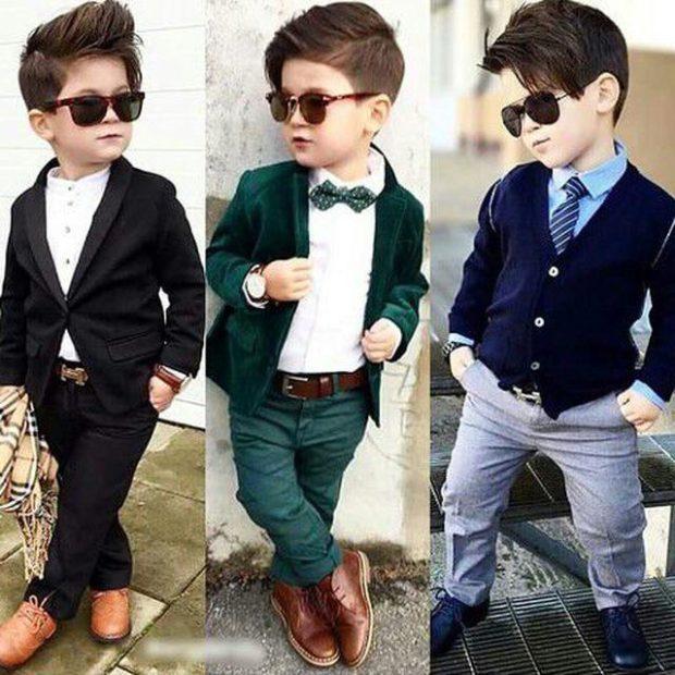детская мода 2018-2019 - брючные костюмы