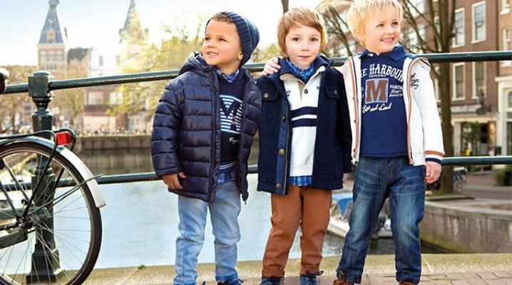 куртка стеганая под джинсы детская мода весна 2018