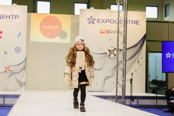 бежевый пуховик детская мода зима 2018