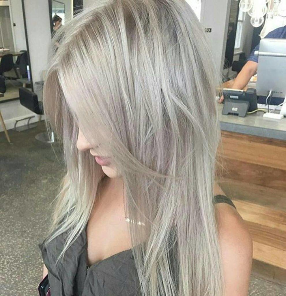 стрижка лесенка на тонкие волосы без челки