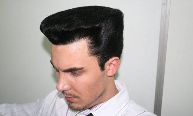 мужские стрижки 2018-2019 года: площадка на длинные волосы