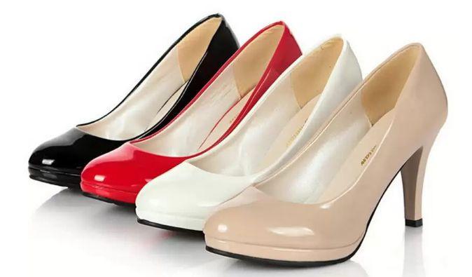 туфли лодочки бежевые белые красные черные