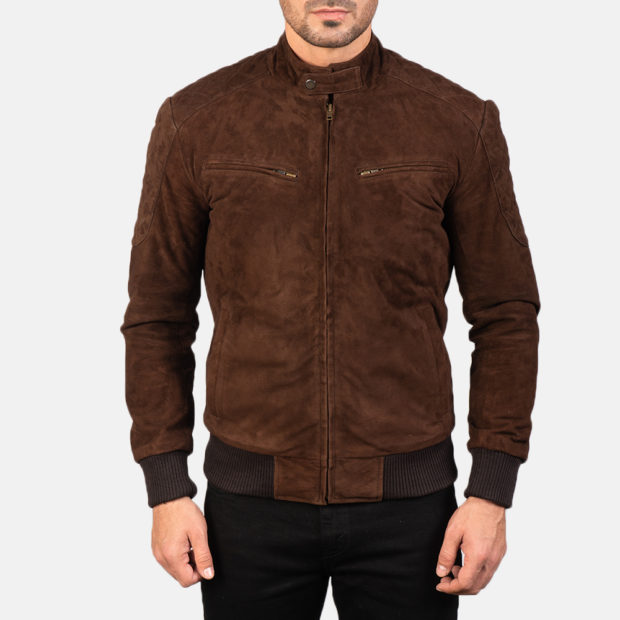 мужские кожаные куртки 2021
