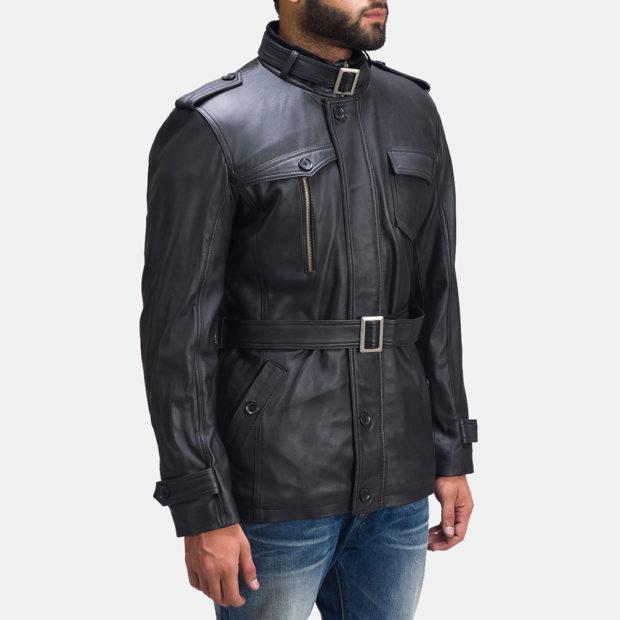 мужские кожаные куртки 2022