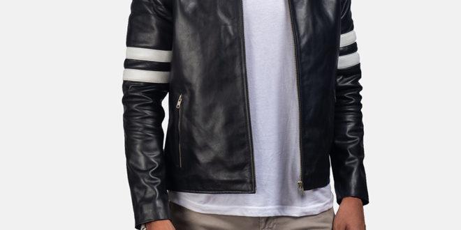 Кожаные мужские куртки 2021-2022 года