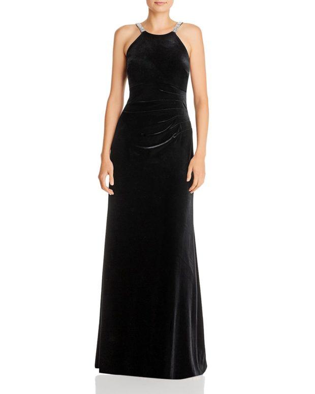 модные вечерние платья 2021