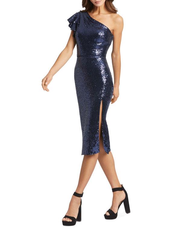 модные вечерние платья 2022