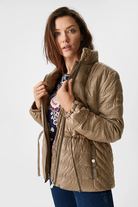 модные куртки 2021
