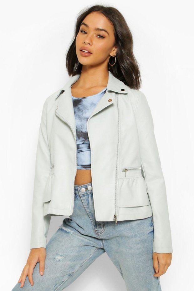 модные женские куртки 2023