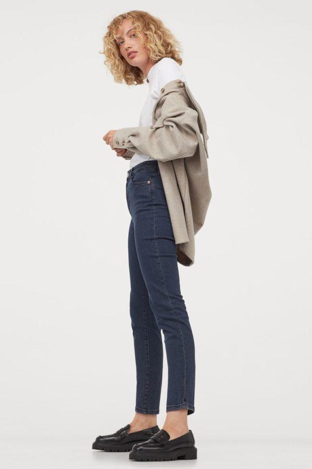 женские джинсы 2021