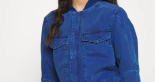 Женские джинсовые куртки 2021-2022  — модные тенденции, фото.